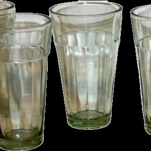 Drikke- eller theglas – large
