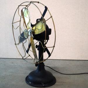 Cool gammel ventilator
