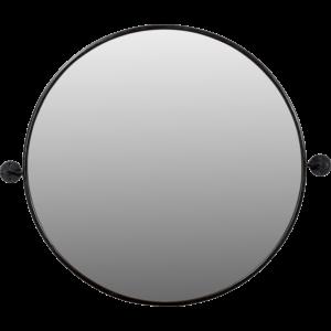 Eksklusivt stort rundt spejl