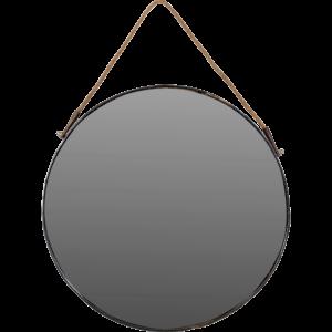 Spejl – rundt og råt