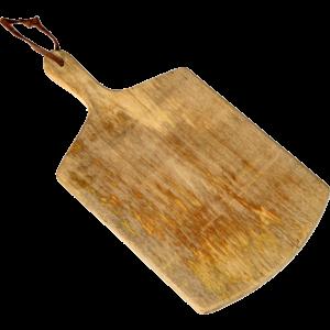 Rustikt skærebræt – Small