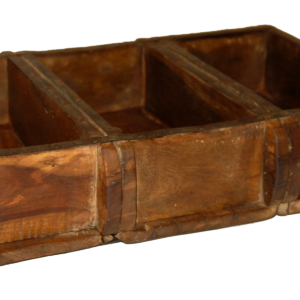 Gamle murstensforme i træ – 3'er