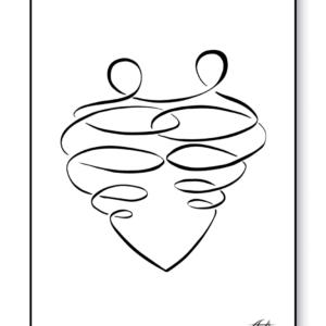 2 liv – AEArt plakat